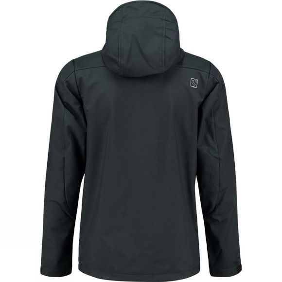 Ayacucho Mens Gale Softshell Jacket Black