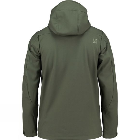 Ayacucho Mens Gale Softshell Jacket BELUGA