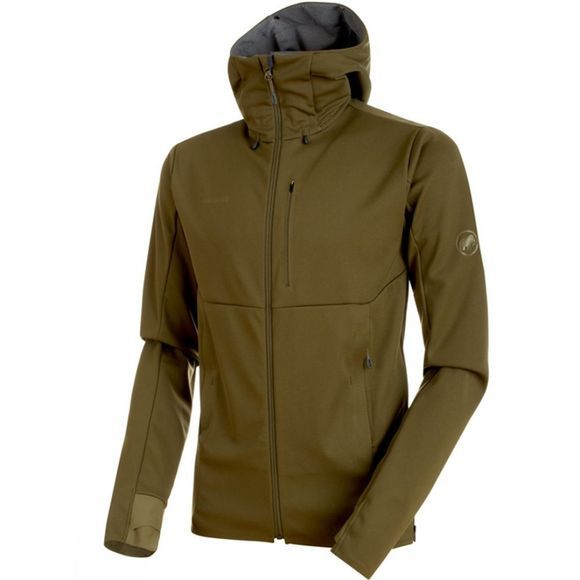 Mens Ultimate V SO Hooded Jacket
