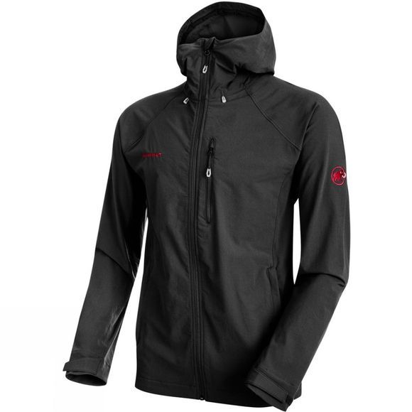 Mens Runbold Trail SO Hooded Jacket