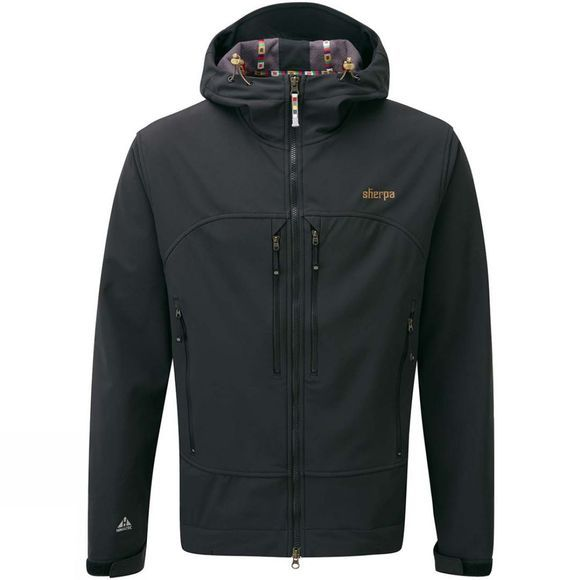 Mens Nilgiri Hooded Jacket