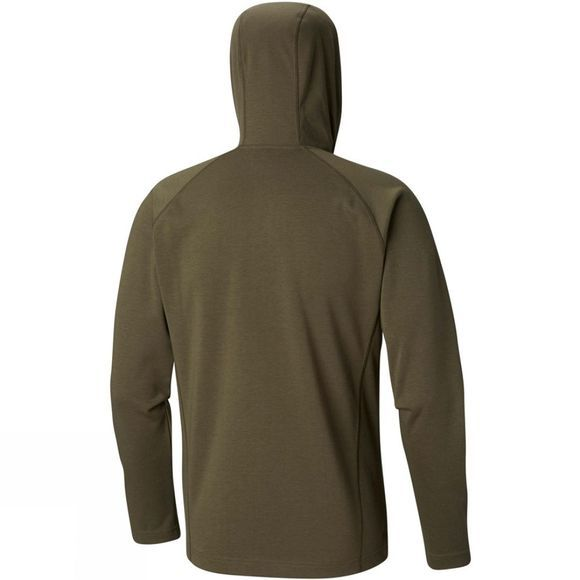 Mens Marley Crossing Hooded Hybrid Jacket