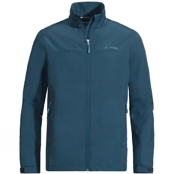 Vaude Men's Hurricane Jacket IV Baltic Sea