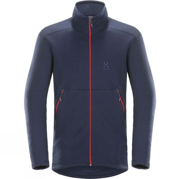 Haglofs Mens Bungy Jacket Tarn Blue
