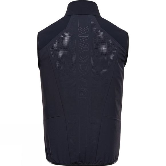 BlackYak Mens Jiali Vest Black