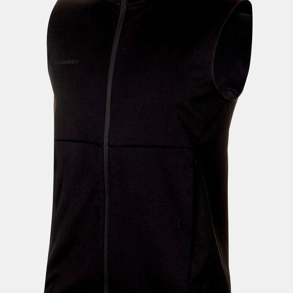 Mammut Mens Ultimate V SO Vest Black/Black