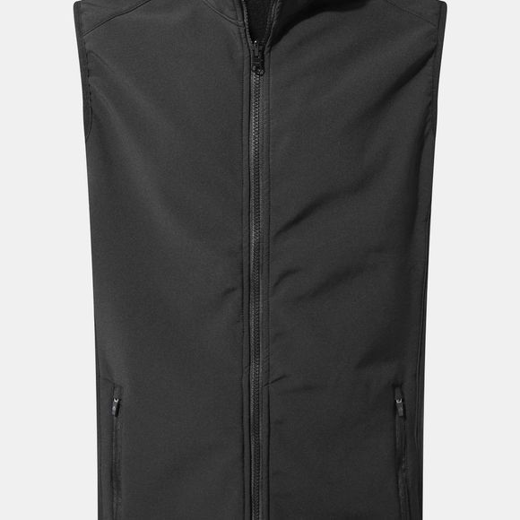 Craghoppers Mens Expert Essential Softshell Vest Black
