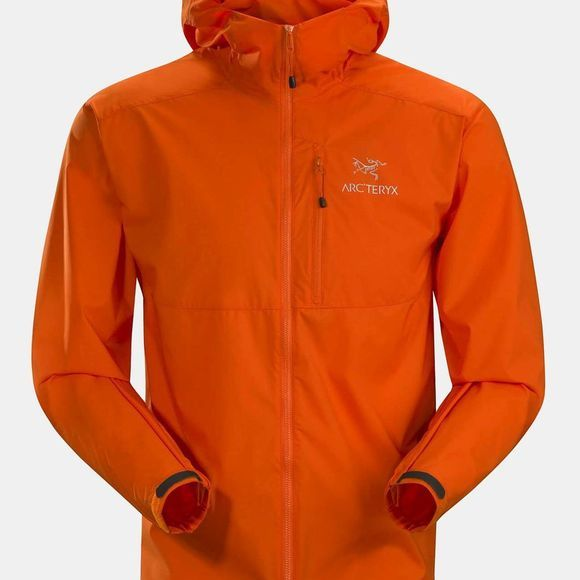 Arc'teryx Mens Squamish Hoody Trail Blaze