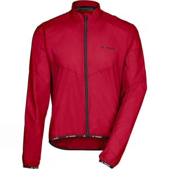 Vaude Mens Air Jacket II Indian Red