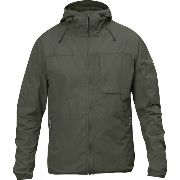 Fjallraven Mens High Coast Wind Jacket Mountain Grey