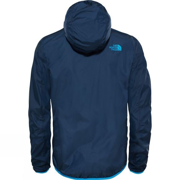The North Face Mens Tanken Windwall Jacket Urban Navy
