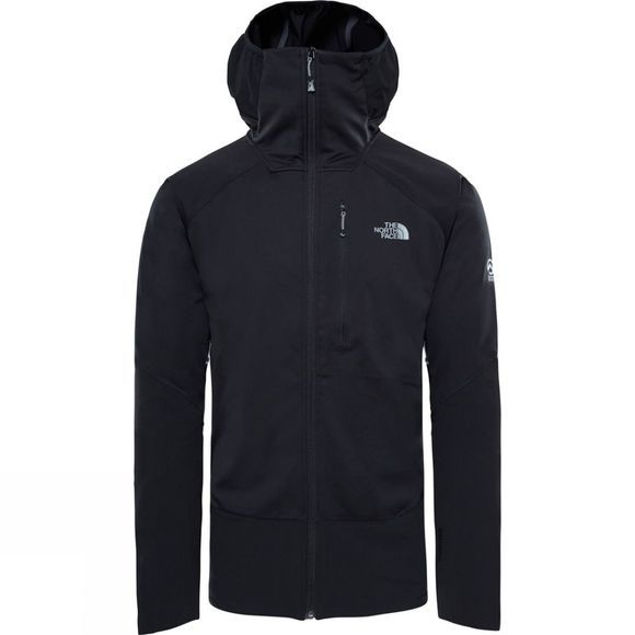 The North Face Summit L4 Windstopper® Hybrid Hoodie TNF Black/TNF Black