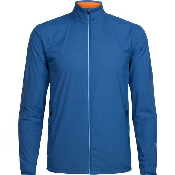 Mens Incline Windbreaker Top
