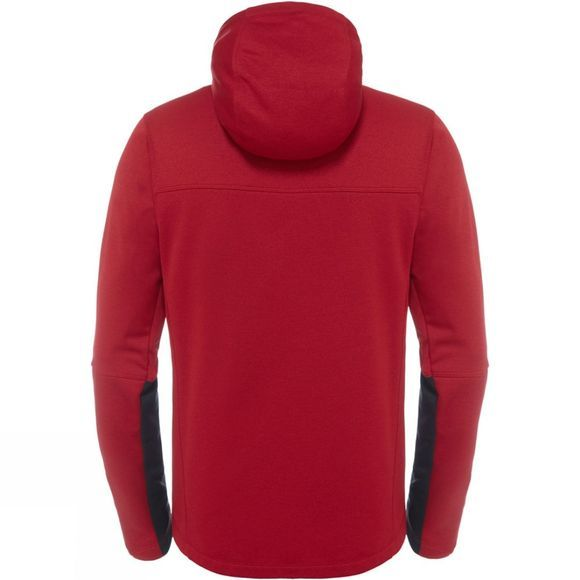 The North Face Mens Canyonlands Hoodie Cardinal Red