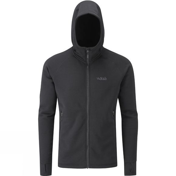 Rab Mens Power Stretch Pro Jacket Black
