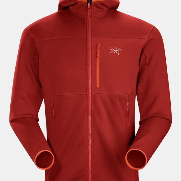 Arc'teryx Mens Fortrez Hoddy Infrared