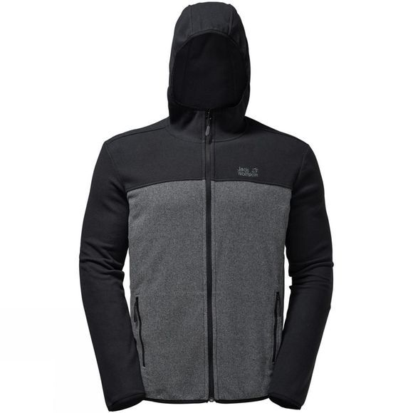 Mens Arco Hooded Jacket