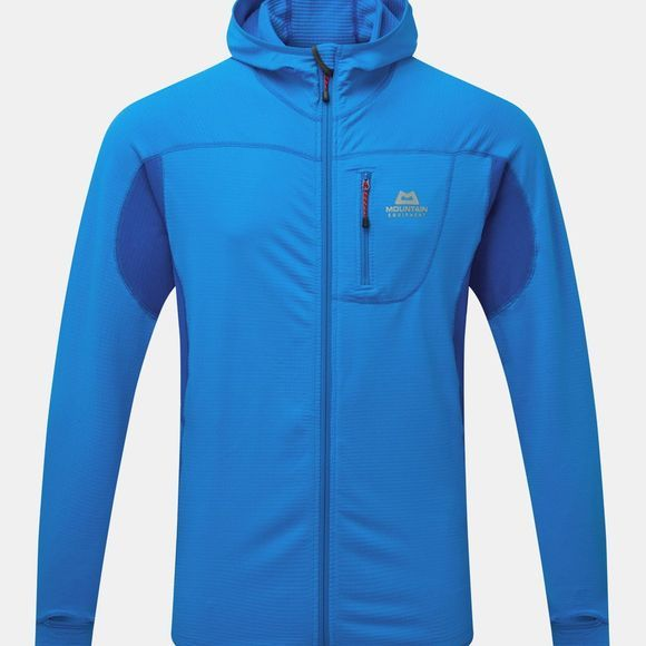 Mountain Equipment Eclipse Hooded Jacket Finch Blue/Lapis Blue