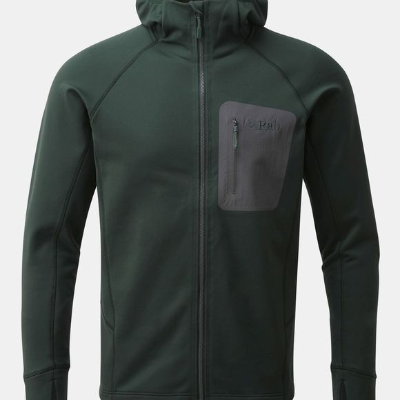 Rab Mens Superflux Hoody Pine