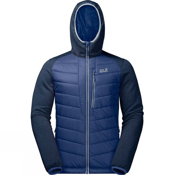 Jack Wolfskin Mens Skyland Crossing Jacket Royal Blue