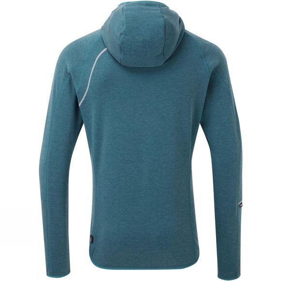 Rimo Hooded Zip Tee