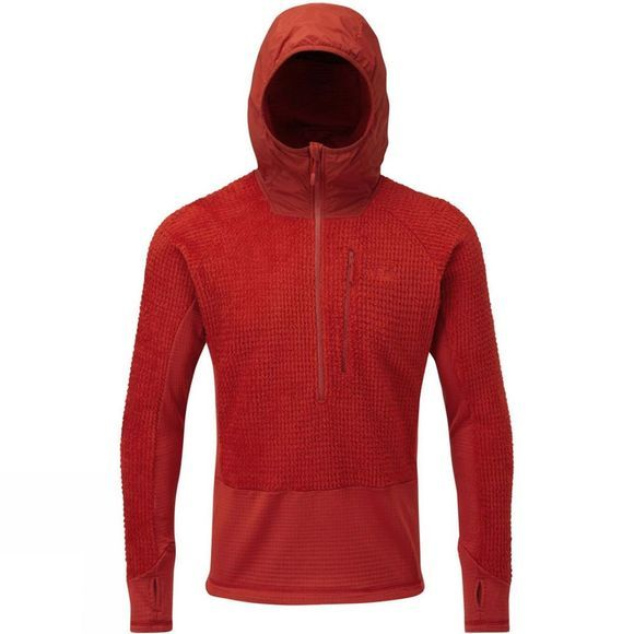 Rab Mens Alpha Freak Pull-On Dark Horizon / Dark Horizon / Rust