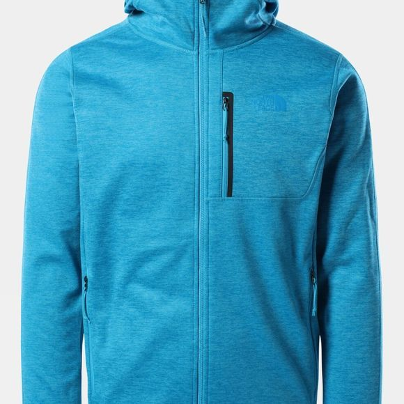 The North Face Mens Canyonlands Hoodie Night Green