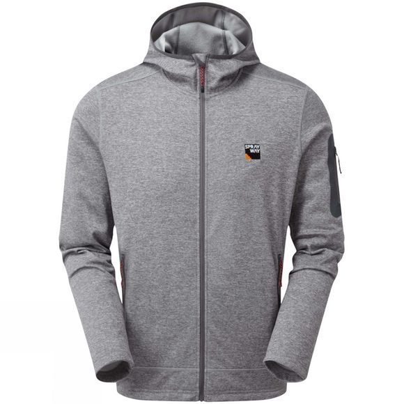 Sprayway Mens Saul Hoody Chrome