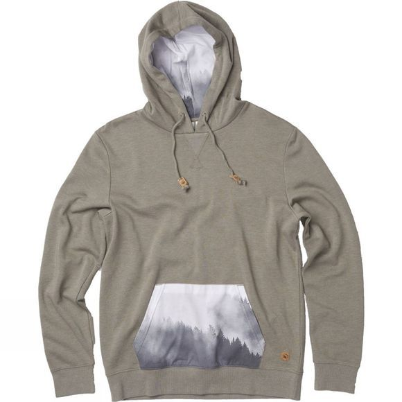 Tentree Mens Renfrew Hoodie Vetiver