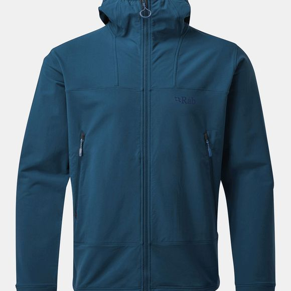 Rab Mens  Shadow Hoody Ink