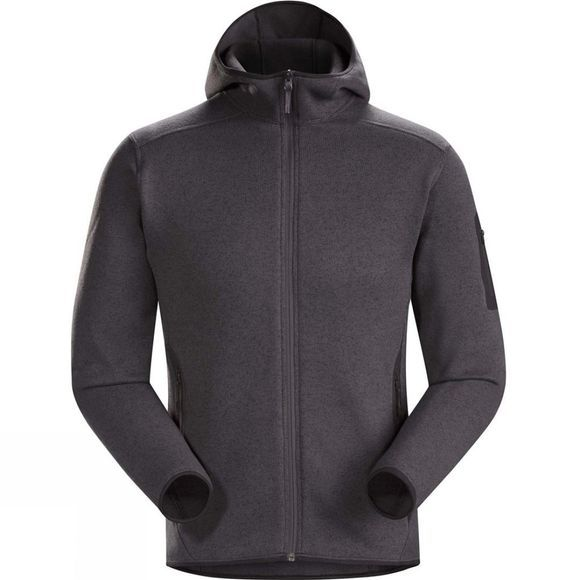 Arc'teryx Covert Hoody Whiskey Jack Heather