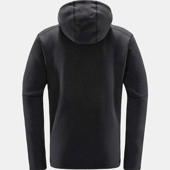 Haglofs Swook Hooded Fleece Slate