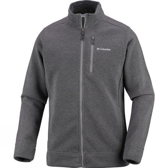 Columbia Men's Terpin Point II Full Zip Fleece Boulder