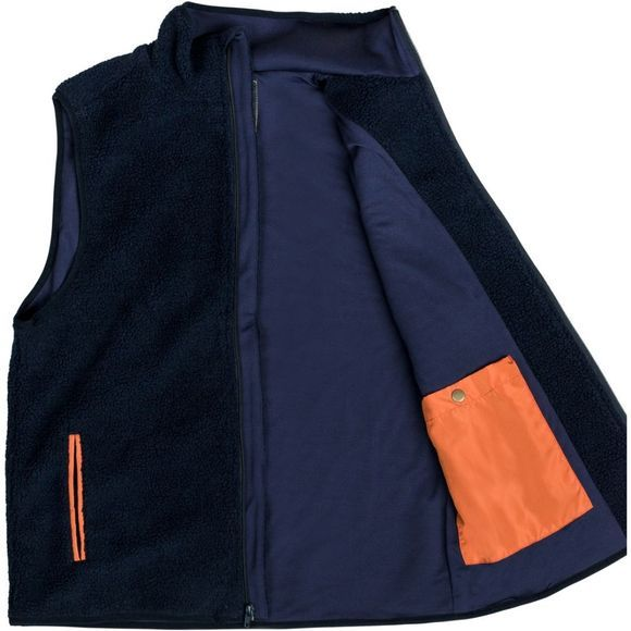 Mens Remus Fleece Vest