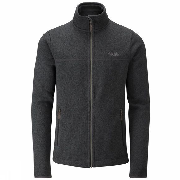 Rab Mens Explorer Jacket Anthracite