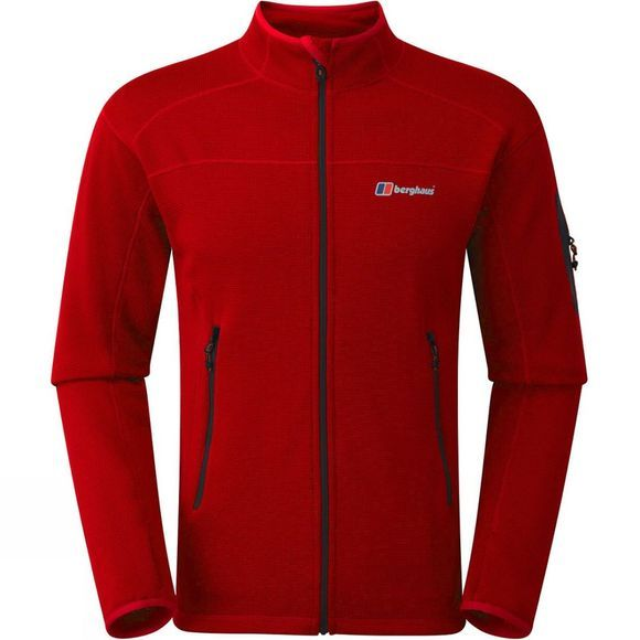 Berghaus Mens Pravitale 2.0 Jacket Extreme Red / Tango Red