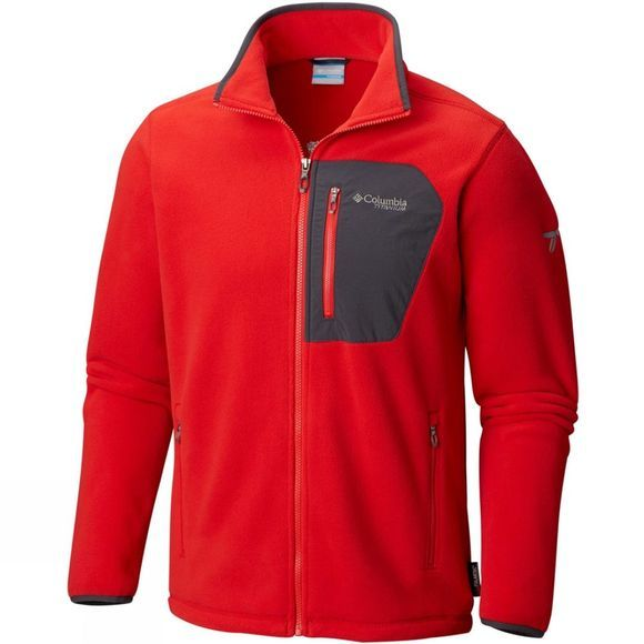 Mens Titan Pass 2.0 Fleece Jacket
