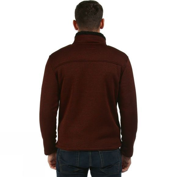 Regatta Mens Pikes Jacket Bitter Chocolate/Black