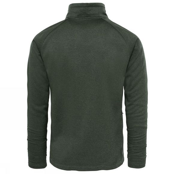 The North Face Mens Canyonlands Full Zip Fleece Thyme Heather