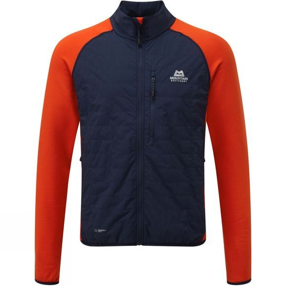 Mountain Equipment Switch Jacket Cosmos/Cardinal Orange