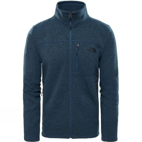The North Face Gordon Lyons Full Zip Shady Blue Heather