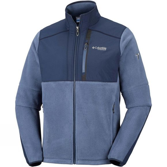 Mens Titan Frost Fleece Jacket