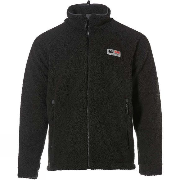 Rab Mens Original Pile Jacket Black