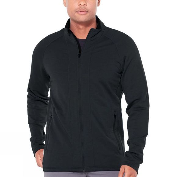 Icebreaker Mens Wander Jacket Black