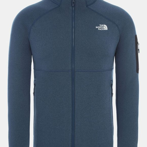 The North Face Mens Impendor Powerdry Jacket Blue Wing Teal