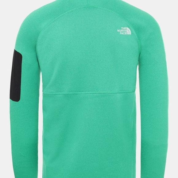 The North Face Mens Impendor Powerdry Jacket Spectral Green