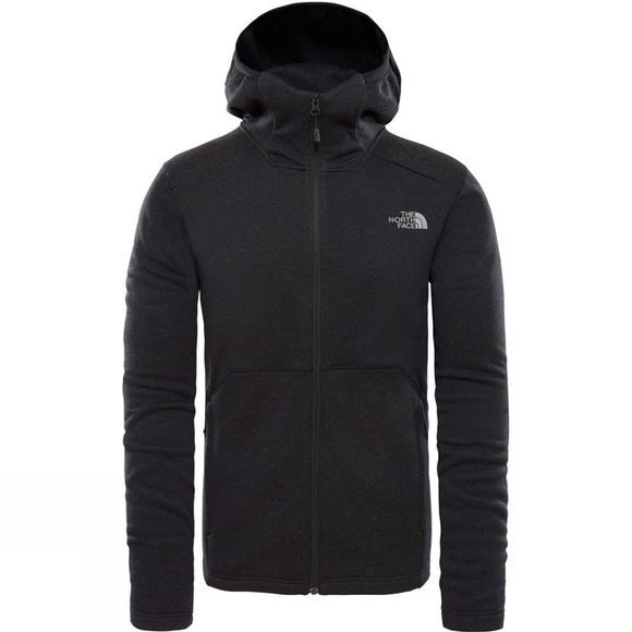 The North Face Mens Tekari Hoodie TNF Black