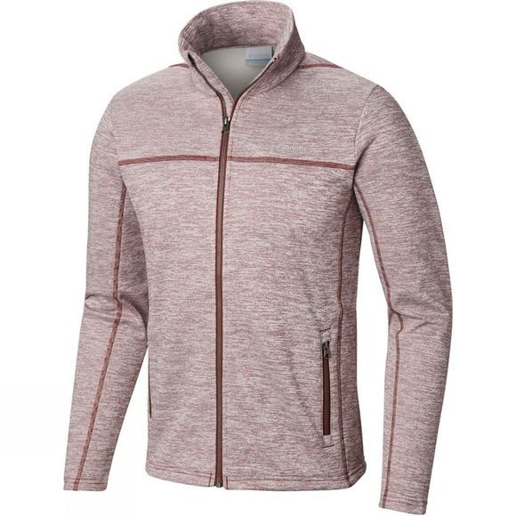 Columbia Mens Kelso Drive Full Zip Fleece Tapestry