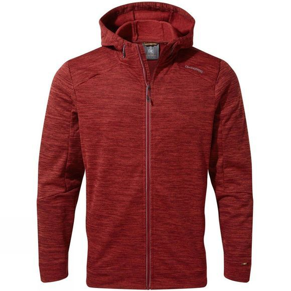 Craghoppers Mens Strata Jacket Firth Red