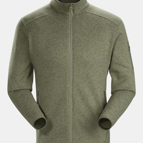 Arc'teryx Mens Covert Cardigan Arbour Heather